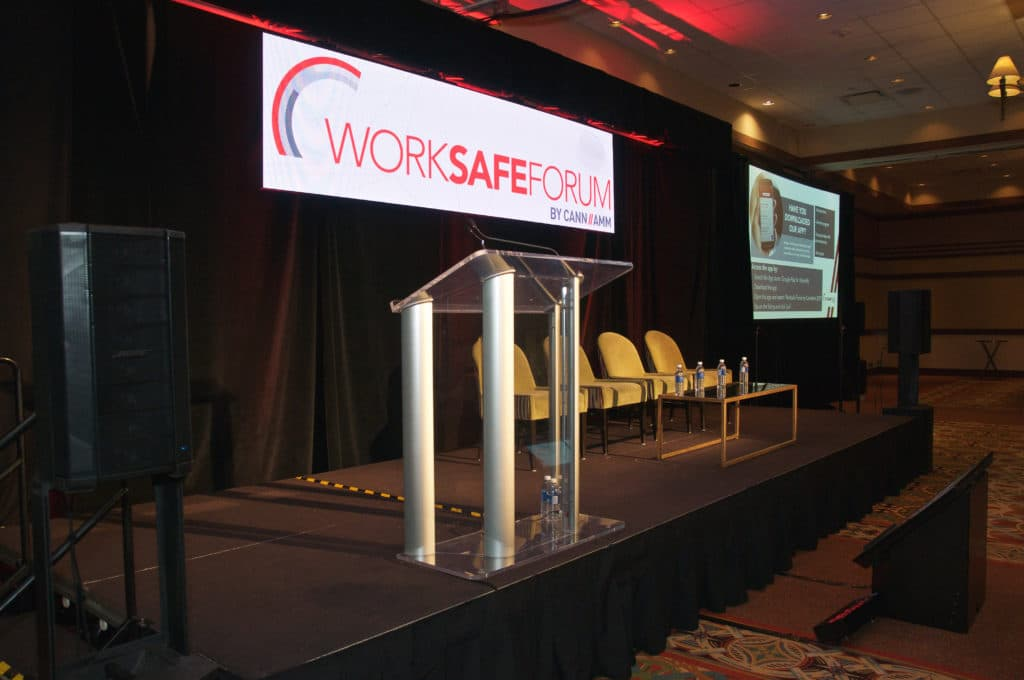 CannAmm WorkSafe Forum